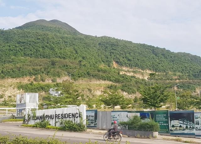 Cận cảnh dự án đua nhau rào chắn, bao vây xẻ thịt núi Cô Tiên ở Nha Trang - 6