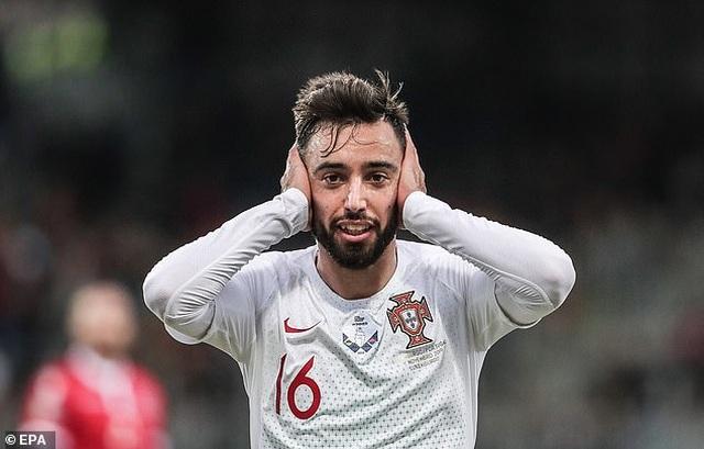 C.Ronaldo ghi bàn thứ 99, Bồ Đào Nha giành vé dự Euro 2020 - 3