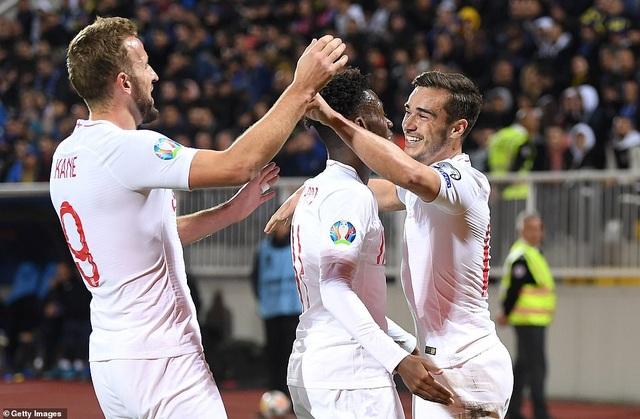 Xác định được 17 đội tuyển giành vé dự Euro 2020 - 1