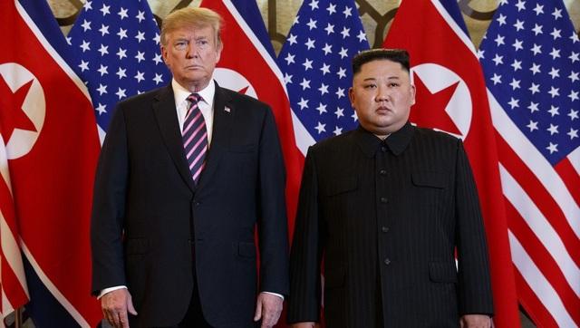 """Tổng thống Trump """"sốt ruột"""", giục ông Kim Jong-un nhanh chóng hành động - 1"""