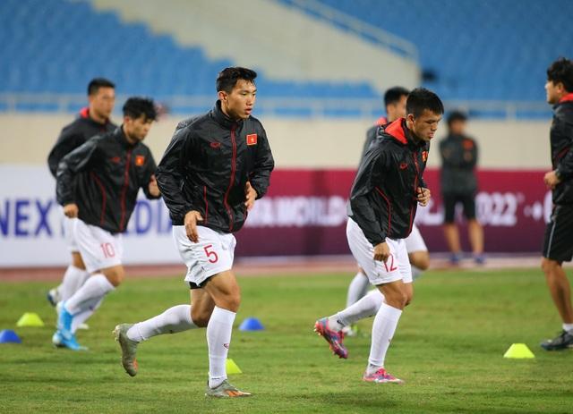 Ông trời ủng hộ, đội tuyển Việt Nam luyện công chờ đấu Thái Lan - 10