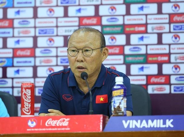 """HLV Park Hang Seo: """"Công Phượng sẽ ghi bàn vào lưới Thái Lan"""" - 1"""