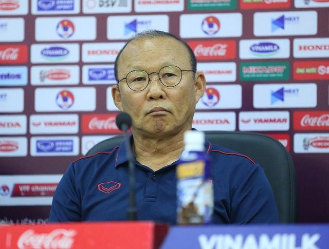 """HLV Park Hang Seo: """"Công Phượng sẽ ghi bàn vào lưới Thái Lan"""" - 2"""