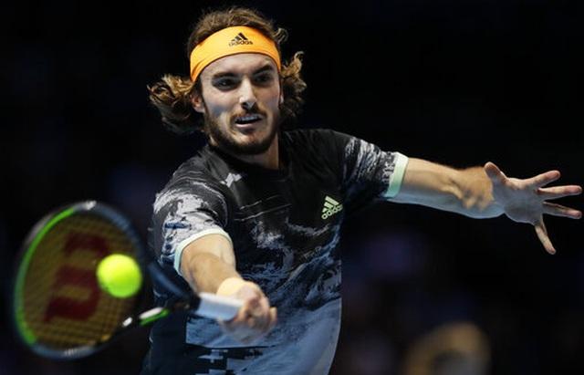 ATP Finals: Đánh bại Thiem, Tsitsipas gây sốc với cúp vô địch - 3
