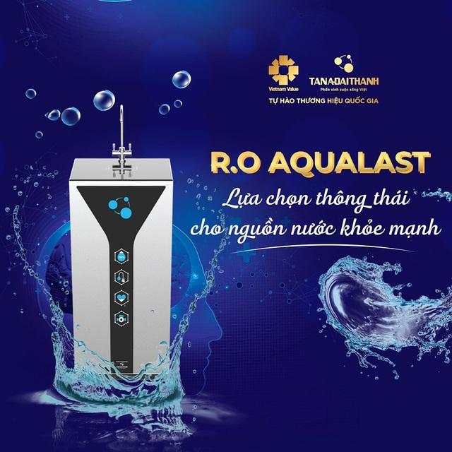 Tiêu chí chọn mua máy lọc nước R.O - 2