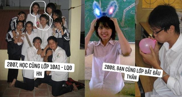 Chuyện tình yêu 10 năm của cô giáo kiêm top 5 Hoa hậu Hoàn vũ - 2