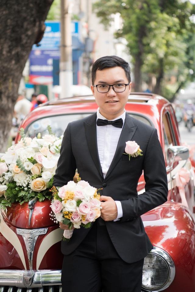 """Trọn vẹn ảnh cưới đẹp như mơ của """"BTV Thời sự trẻ nhất VTV"""" - 16"""