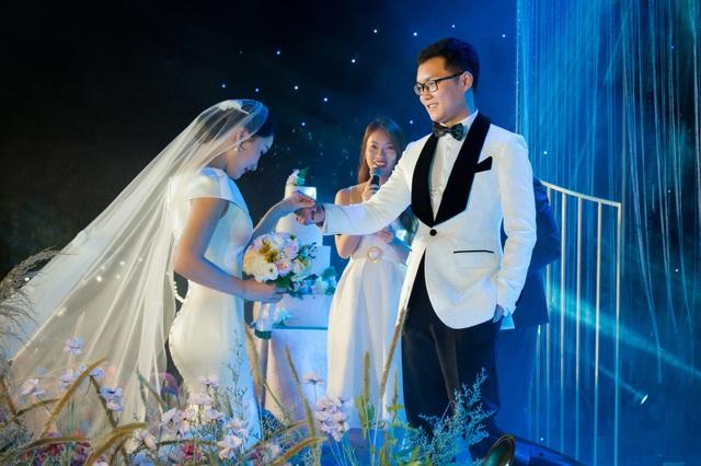 """Trọn vẹn ảnh cưới đẹp như mơ của """"BTV Thời sự trẻ nhất VTV"""" - 7"""