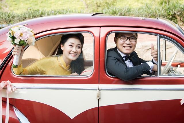 """Trọn vẹn ảnh cưới đẹp như mơ của """"BTV Thời sự trẻ nhất VTV"""" - 25"""