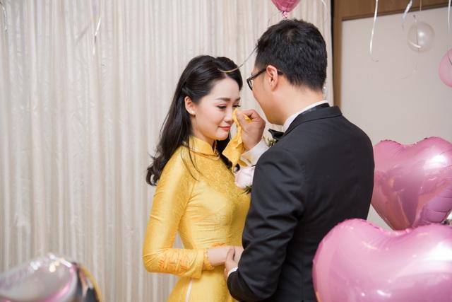 """Trọn vẹn ảnh cưới đẹp như mơ của """"BTV Thời sự trẻ nhất VTV"""" - 21"""
