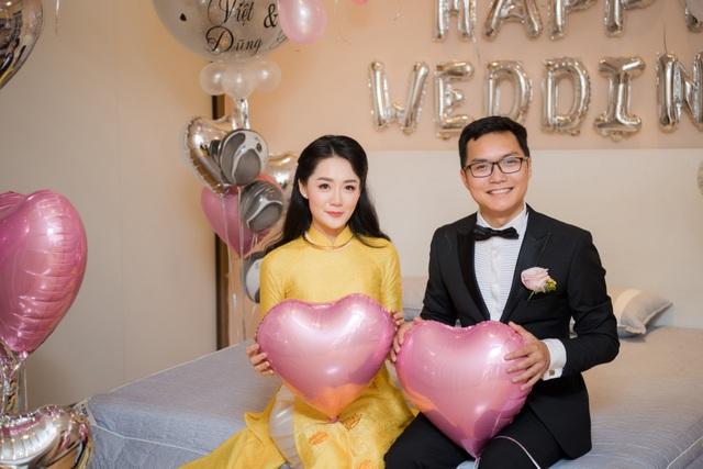 """Trọn vẹn ảnh cưới đẹp như mơ của """"BTV Thời sự trẻ nhất VTV"""" - 20"""