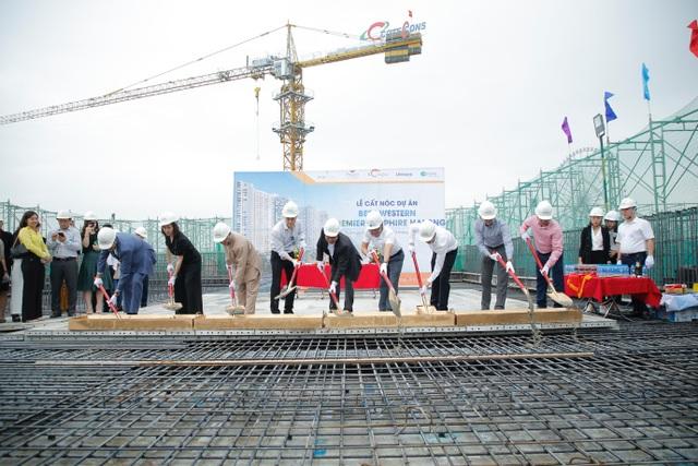 Best Western Premier Sapphire Ha Long cất nóc, đảm bảo tiến độ an tâm nhà đầu tư - 2