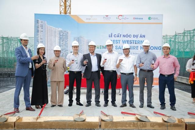 Best Western Premier Sapphire Ha Long cất nóc, đảm bảo tiến độ an tâm nhà đầu tư - 3
