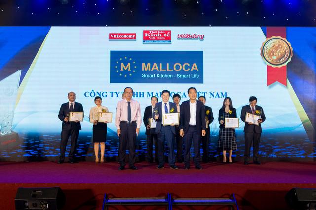 """Malloca nhận danh hiệu """"Sản phẩm - Dịch vụ Tin  Dùng 2019"""" - 1"""