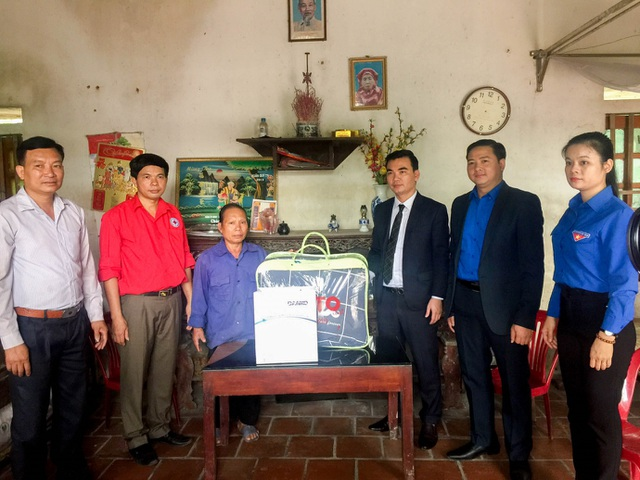 """""""Trái tim Danko"""" - Ấm áp chương trình thiện nguyện mùa đông tại huyện sông Lô, tỉnh Vĩnh Phúc - 4"""