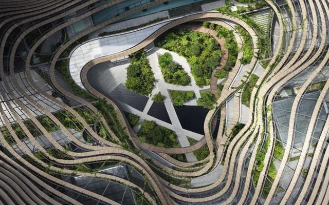 The Pearl Riverside - Khu đô thị mang phong cách Singapore tại Bến Lức - 1