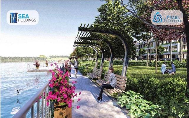 The Pearl Riverside - Khu đô thị mang phong cách Singapore tại Bến Lức - 3