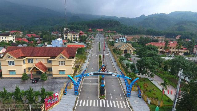 Động đất tại A Lưới - Thừa Thiên Huế - 1
