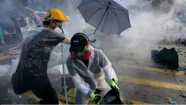 Tòa án Hong Kong bác lệnh cấm người biểu tình đeo khẩu trang - 2