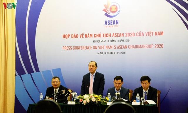 Việt Nam sẽ đẩy nhanh tiến trình đàm phán COC trong năm Chủ tịch ASEAN - 1