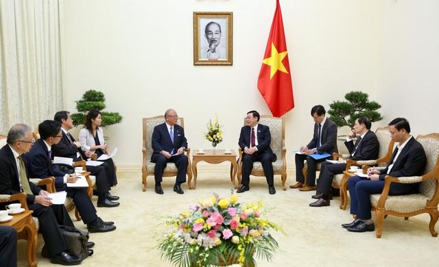 Nhiều quan chức Quốc hội và Chính phủ Nhật Bản sắp thăm Việt Nam - 1