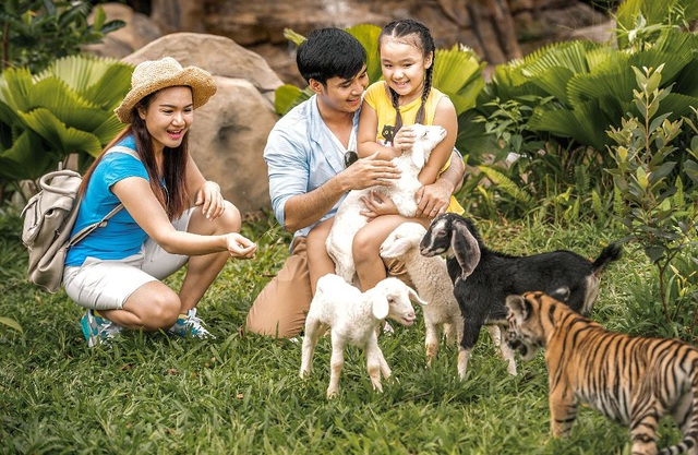 Hội nghị Bảo tồn và Phúc trạng động vật lớn nhất Đông Nam Á - 1