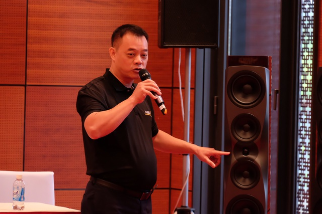 Đón chờ dàn loa tiền tỉ, tai nghe in-ear đắt nhất thế giới tại triển lãm AVShow 2019 - 3