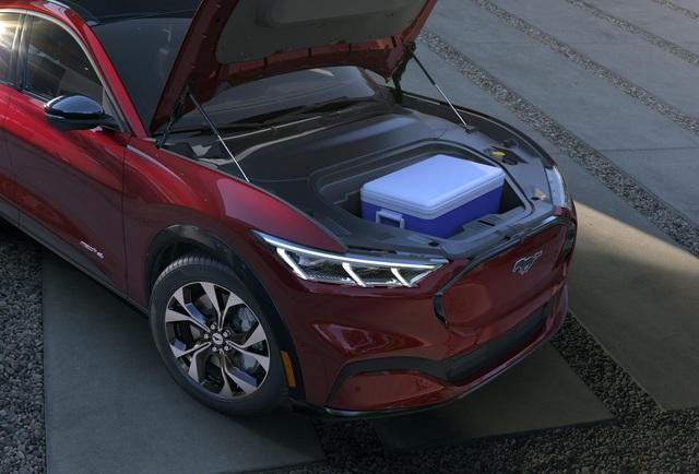 Ford Mustang Mach-E chính thức gia nhập phân khúc SUV chạy điện - 5