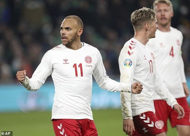 Đan Mạch và Thụy Sỹ giành vé, xác định được 19 đội tuyển dự Euro 2020 - 6