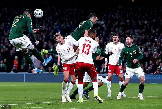 Đan Mạch và Thụy Sỹ giành vé, xác định được 19 đội tuyển dự Euro 2020 - 1