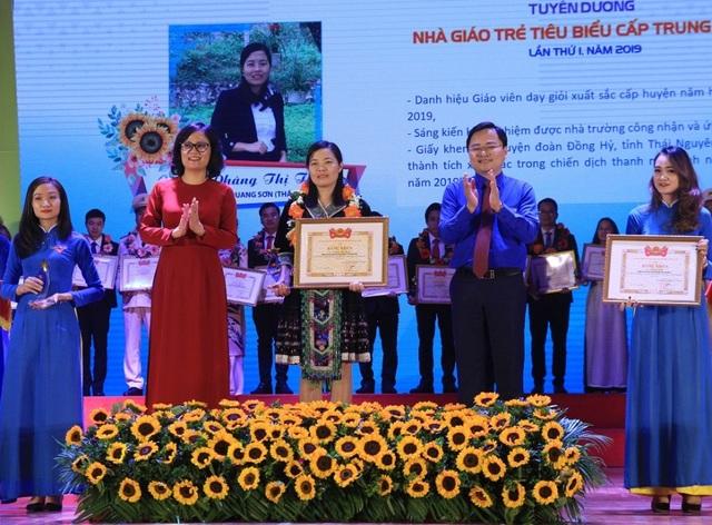 75 nhà giáo trẻ tiêu biểu nhận giải thưởng của Trung ương Đoàn - 3