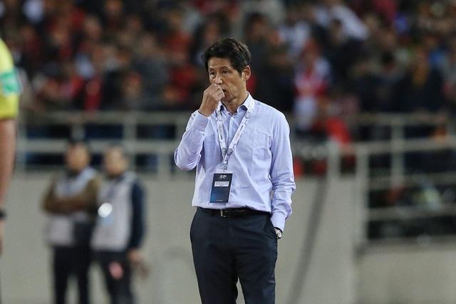 HLV Akira Nishino: Tinh thần chiến đấu của tuyển Việt Nam đáng ngưỡng mộ - 1