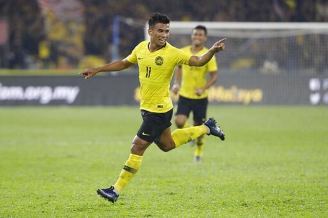 Ngôi sao Malaysia... vui mừng vì không tham dự SEA Games - 1