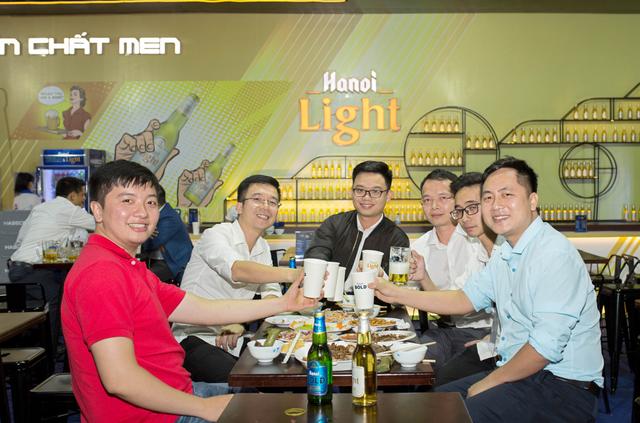 Hàng ngàn du khách tới tham dự Lễ hội Bia Hà Nội 2019 tại Quảng Ninh và Bắc Giang - 2