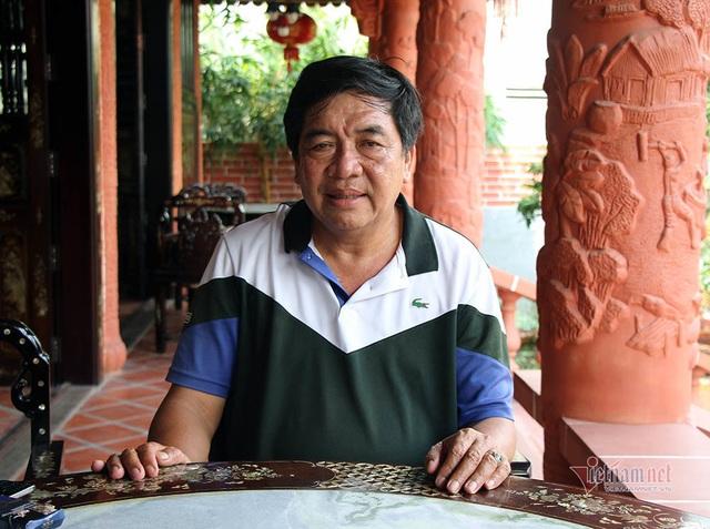 Biệt phủ bằng gốm đỏ có 1 không 2 ở Việt Nam của đại gia miền Tây - 3
