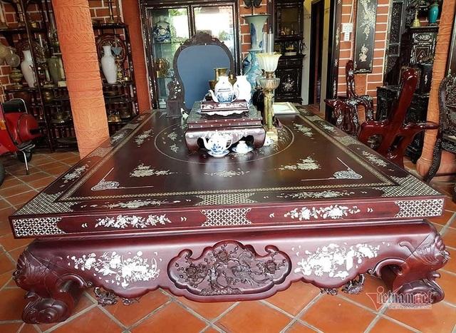 Biệt phủ bằng gốm đỏ có 1 không 2 ở Việt Nam của đại gia miền Tây - 5