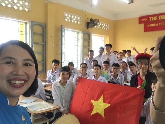 Chuyện chưa kể về cô giáo trường làng lọt top 50 Giáo viên xuất sắc toàn cầu 2019 - 2