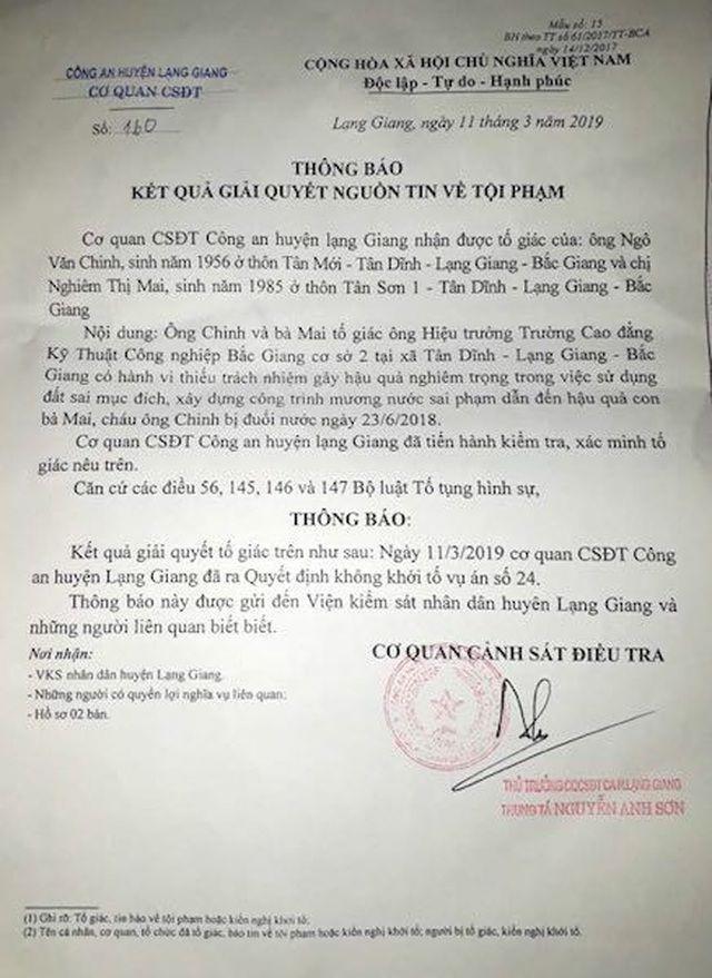 """Vụ 3 cháu bé chết oan ức tại Bắc Giang: """"Bàn tay"""" nào dung túng cho tội ác? - 2"""