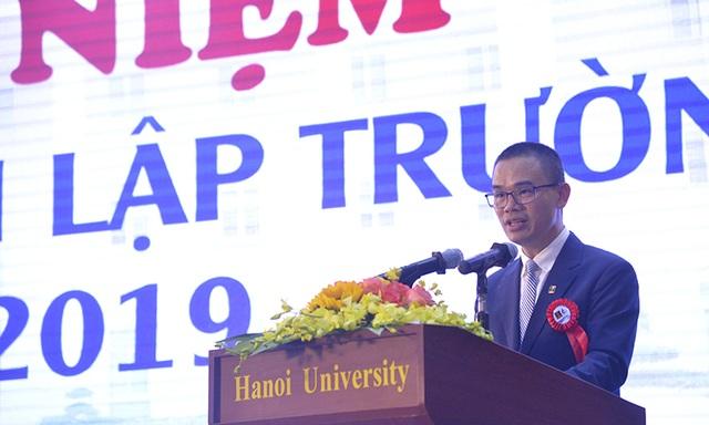 Trường Đại học Hà Nội kỷ niệm 60 năm thành lập - 2