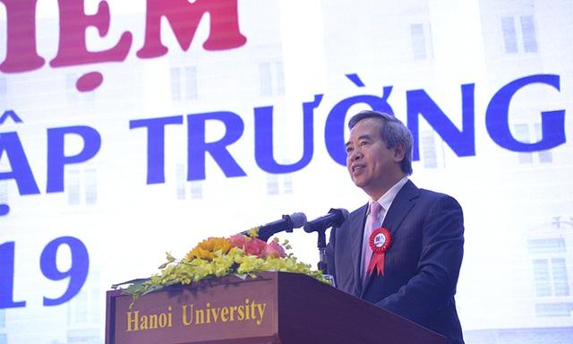 Trường Đại học Hà Nội kỷ niệm 60 năm thành lập - 5