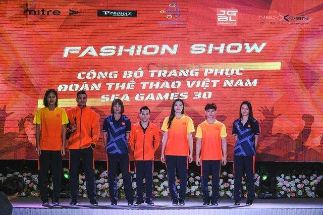 Rầm rộ công bố Trang phục tham dự SeaGames 30 của Đoàn thể thao Việt Nam - 3