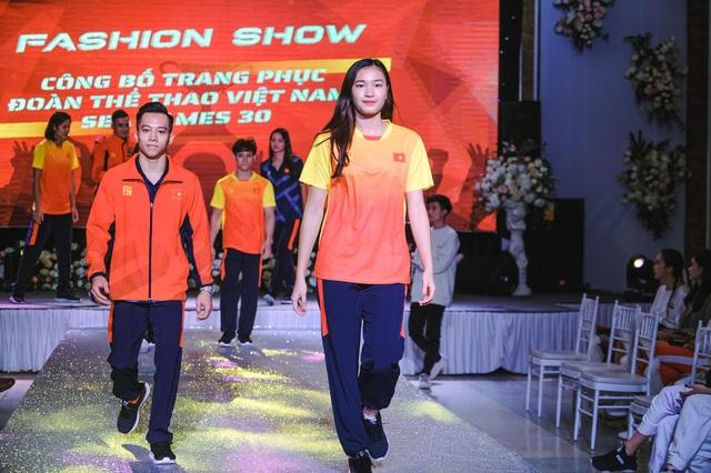 Rầm rộ công bố Trang phục tham dự SeaGames 30 của Đoàn thể thao Việt Nam - 4