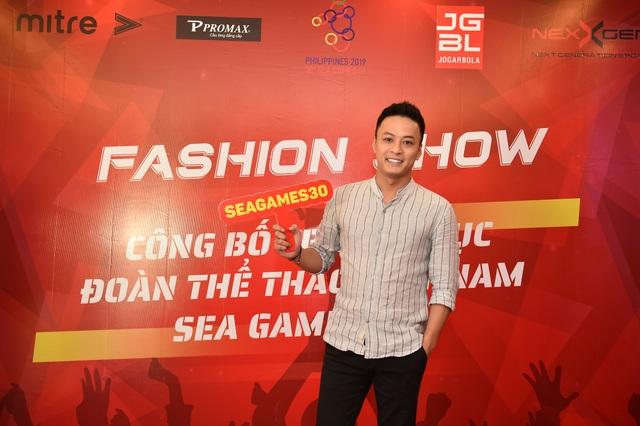 Rầm rộ công bố Trang phục tham dự SeaGames 30 của Đoàn thể thao Việt Nam - 5