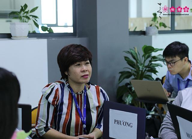 Ngày 20/11, gặp gỡ giáo viên Montessori quốc tế thế hệ đầu tiên của Việt Nam - 2
