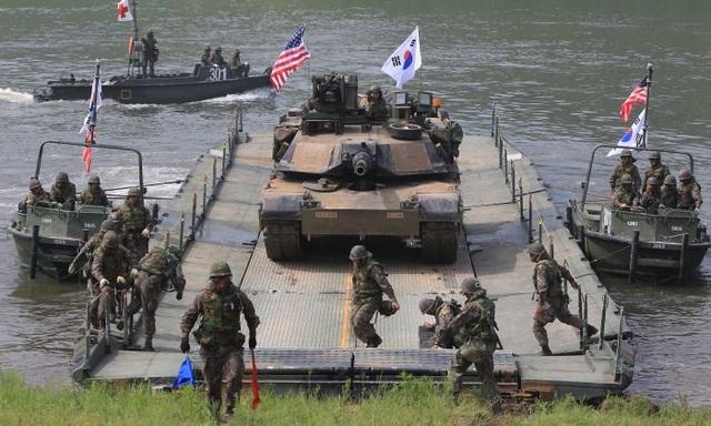 """Mỹ bỏ họp vì Hàn Quốc từ chối trả 5 tỷ USD """"phí bảo vệ"""" - 2"""