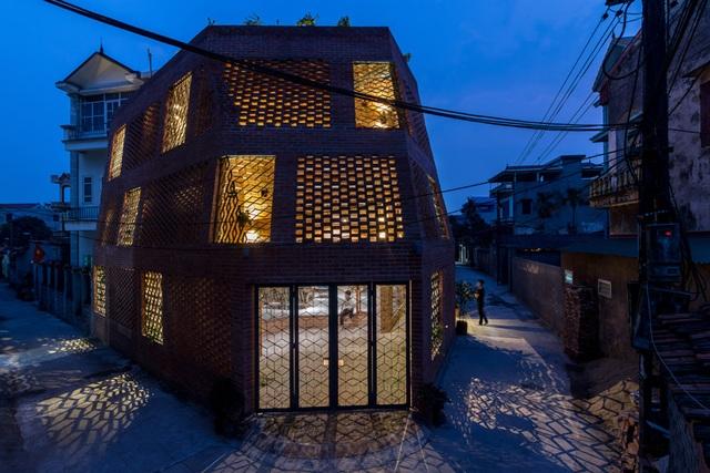 Nhà hang Gạch tiếp tục đoạt Huy chương Vàng Kiến trúc Châu Á 2019 - 1