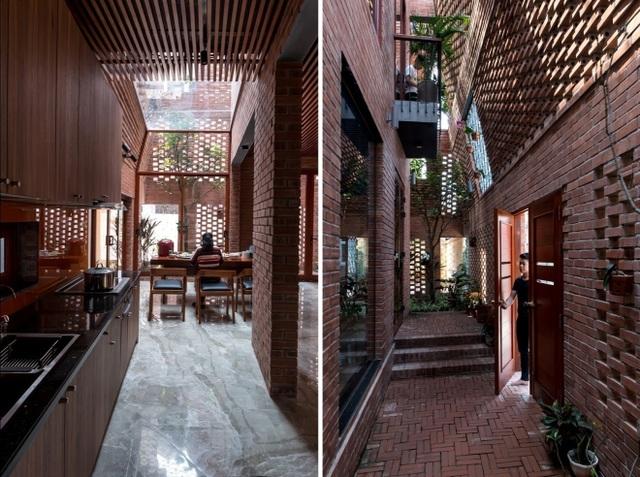 Nhà hang Gạch tiếp tục đoạt Huy chương Vàng Kiến trúc Châu Á 2019 - 2