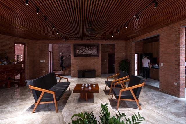 Nhà hang Gạch tiếp tục đoạt Huy chương Vàng Kiến trúc Châu Á 2019 - 7