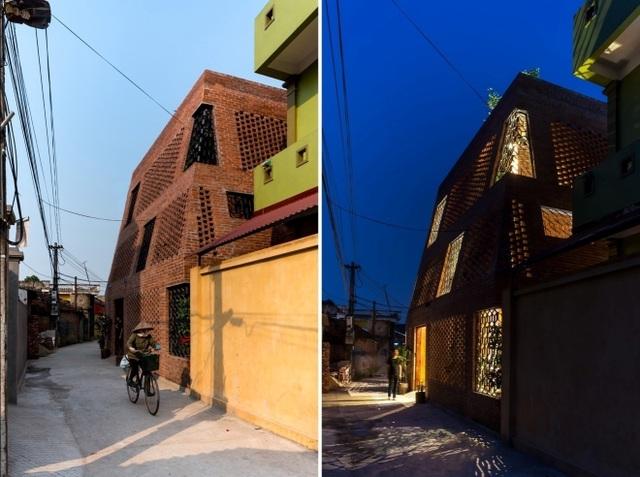 Nhà hang Gạch tiếp tục đoạt Huy chương Vàng Kiến trúc Châu Á 2019 - 12