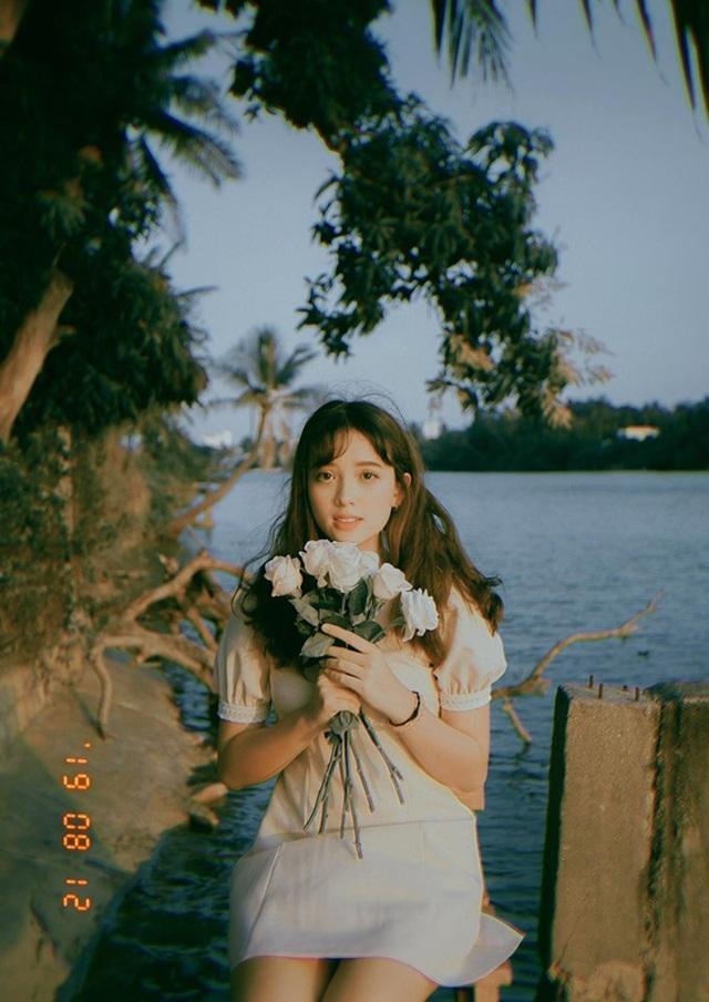 Bông hồng lai Việt Nam - Hà Lan gây thương nhớ với nhan sắc tuổi trăng rằm - 7